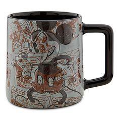Mickey Mouse Mug | Drinkware | Disney Store | $12.50