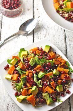 wild-rice-pumpkin-pomegranate-salad