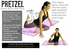 Want to Change your Back Thigh and Booty? Try Pretzel
