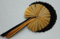 Feather fancy trim, 3122. – Vintage Feathers