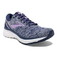 ba329b88d8c Women s Brooks Ghost 11 (Navy Grey Purple Rose). Nike FreeBrooks Running ...