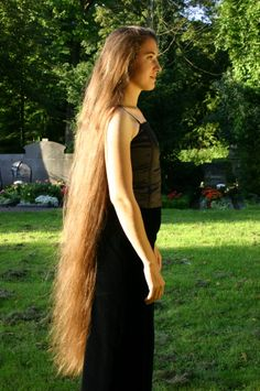 Long Haired Women Hall of Fame: perfect hair