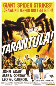 Tarantula (1955) Directed by Jack Arnold