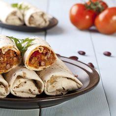 Burritos mexicains façon Mix-Grill