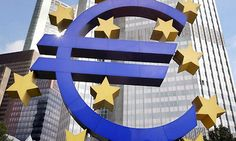 """European Central Bank (ECB) president Mario Draghi has said eurozone interest rates will stay at their historic low level of for an """"extended period"""" of time. Uk Pension, Stress Tests, Central Bank, Interest Rates, Wealth Management, Global Economy, Sem Internet, Trading Strategies, Blog"""