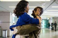 Sam Okyere (Ghanaian), and Hyeon-kyeong Ryu (Korean) from the 2015 Korean movie,  나의 절친 악당들 (Intimate Enemies).