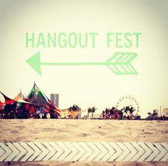 Hangout Music Festival // The Lovely Bee