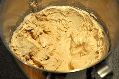 Cinnamon Buttercream Frosting Recipe- can't wait to top my fall desserts with this stuff!