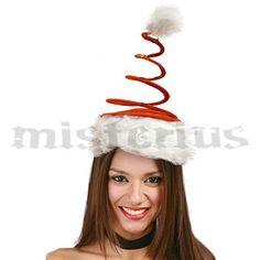 Chapéu Natal Espiral #natal