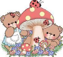 Decoupage, Cute N Country, Tatty Teddy, Cute Teddy Bears, Baby Art, Gifs, Happy Fun, Digi Stamps, Fabric Painting