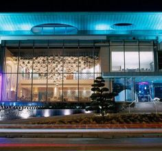 designed with a disco chic style in mind the g hotel on irelands west coast has psychedelic touches and a multicolor theme