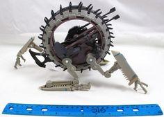 Found on EstateSales.NET: Star Wars Hasbro 2004 General Grievous Wheel Bike