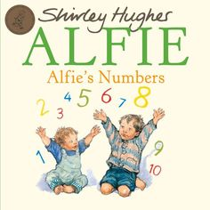 Alfie's Numbers by Shirley Hughes