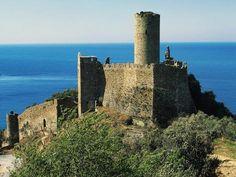 Photographic Print Mount Ursino Castle 12th 16th Century Noli