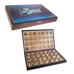 Perugina Baci Finest Italian Chocolates Chrismtas Holiday Chocolate Gift Box 14.1 Ounces (Pack of 28)