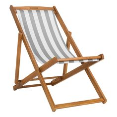Safavieh Striped Indoor Outdoor Folding Sling Chair