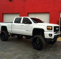 I'm a sucker for a ford but this gmc though