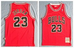 Michael Jordan Chicago Bulls Jersey Men #23 Throwback $25
