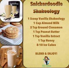 Snickerdoodle Shakeology