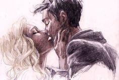 Percabeth kiss. I ship them soooo hard<---- this is so beautiful!!!!!!!!! i really need a decent movie!!!