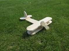 Photography Prop Wooden Airplane by DaddysGotProps on Etsy, $93.15