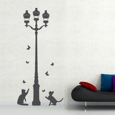 Adesivi Murali Con Animali.58 Fantastiche Immagini Su Adesivi Murali Animali Adesivi