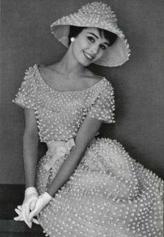 1959 Beaded Dress