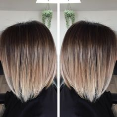 BTC APPROVED! Nailed it. Hair by @maidenstkilda all the way from Australia. #ombrehair #balayage #btconeshot_ombre