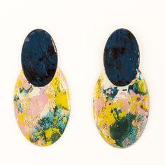 Boucles d'oreilles - joan-327-w