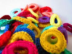 E Strea Chikitu: Crochet circles