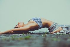 Supta Virasana Yoga Photography © Heather Bonker.jpg