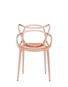 Kartell Masters rame, sedie, sedie design, sedie moderne - Kartell - Sedie design | New Forms Design | Newformsdesign