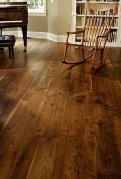 San Pietro Walnut Flooring Hand Scraped Hardwood Floors