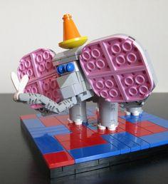 DeTomaso Pantera's Dumbo