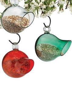 Seed Drop Songbird Feeders from Duncraft