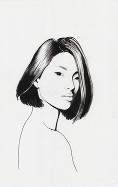 New portrait