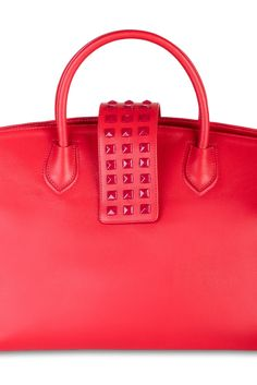 What have you got in your handbag? BUY NOW http://www.moreel.co.uk/product/the-mayfair-3/   moreelhandbags   luxury handbags   fashio   bag   style   red   Monday