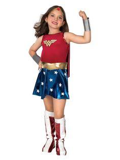 little girls size 7 costume patterns   Home > Childrens Fancy Dress > Kids Superhero Costumes > Wonder Woman ...