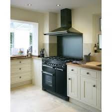 Image result for black splashback 90cm