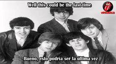 The Last Time-The Rolling Stones(subtitulado en ingles y español)[with l...
