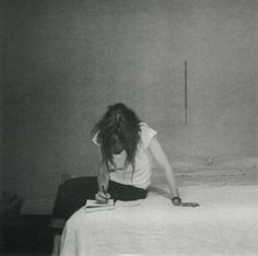 Patti Smith by Zemberry
