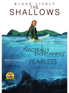 f9fa9f892c The Shallows (DVD) Latest Movie Releases