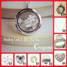www.kristihinson.origamiowl.com  Wedding locket