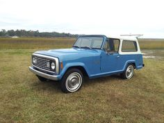 1973 Jeep Commander Jeepster Commando - Mt. Pleasant SC