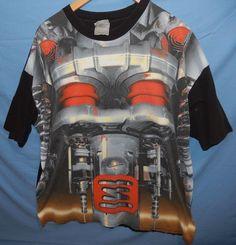 1b82ba6091a35 Vtg Nike Shox Shoes T-shirt Rare OG Made in USA Men s XL Early 2000 s  Nike   BasicTee