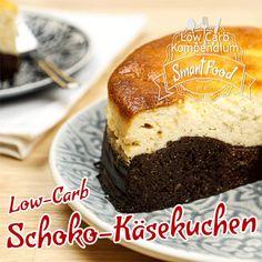 Low-Carb Schoko-Käsekuchen in 10 Sekunden