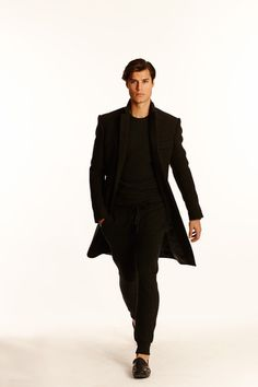 Ralph Lauren Fall 2014 Menswear Collection Slideshow  I need this coat!!!