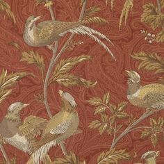 Paisley Fabric, Patchwork Fabric, Fabric Birds, Chair Fabric, Drapery Fabric, Upholstery Fabrics, Custom Window Treatments, Yellow Fabric, Designer Throw Pillows