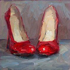 Zapatos Rojos!