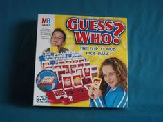 Guess Who MB Games 2004 Family Fun 100% Complete in VGC